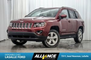 2015 Jeep Compass NORTH | 4X4 | SIEGES CHAUFFANTS | ONLY 2,100KM