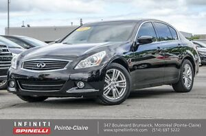 2013 Infiniti G37X Luxury AWD ALL WHEEL DRIVE LEATHER SUNROOF CE
