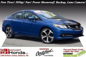 2014 Honda Civic Sedan SI New Tires! i-VTEC - 205hp! Navigation!