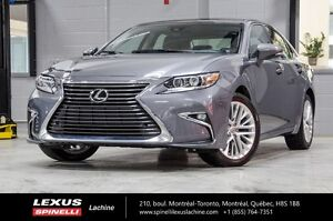 2016 Lexus ES 350 GRP EXECUTIF; AUDIO TOIT GPS INCREDIBLE OFFER