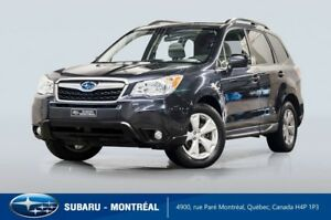 2015 Subaru Forester Touring One owner, lease return