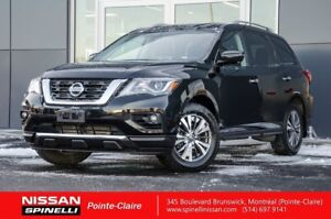 """2017 Nissan Pathfinder SL 4WD LEATHER 360 CAMERA 18"""""""" MAGS BLIND"""