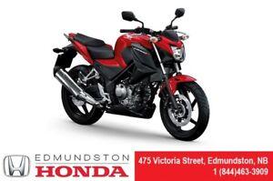 2018 Honda CB300F ABS Urban Street Fighter!