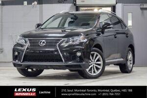 2015 Lexus RX 350 TOURING AWD; CUIR TOIT GPS ANGLES MORTS GPS -
