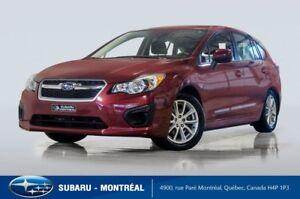 2014 Subaru Impreza Touring Hatchback Subaru certified pre-owned