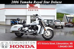 2006 Yamaha ROYAL STAR Deluxe Low mileage