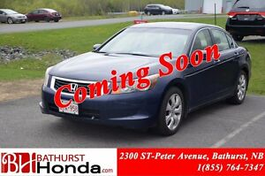2008 Honda Accord Sdn EX-L Auto Start! Leather! Power Moonroof!