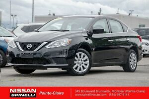 2016 Nissan Sentra S AUTOMATIC/BLUETOOTH/AC