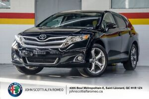 2016 Toyota Venza XLE Limited V6 Nav Roof Cuir XLE Limited, V6,