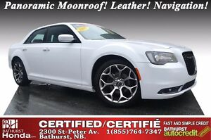2015 Chrysler 300 300S WOW!!! LIKE NEW!!! Low Mileage! Fully Loa
