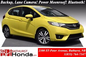 2016 Honda Fit EX Backup and Lane Camera! Power Moonroof! Heated
