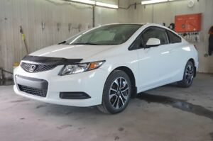 2013 Honda Civic Coupe EX AC COUPE MAGS TOIT
