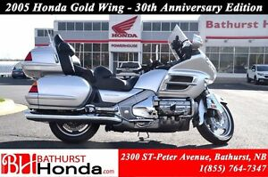 2005 Honda Gold Wing 1800 30th Anniversary Edition! Cruise Contr