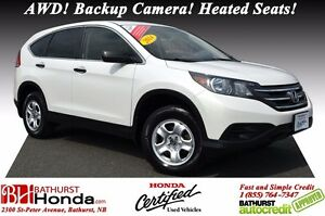 2014 Honda CR-V LX - AWD AWD! Backup Camera! Heated Seats!