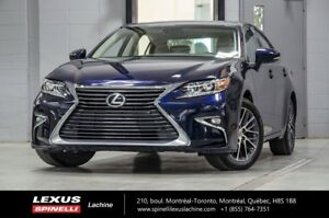 2016 Lexus ES 350 TOURING; CUIR TOIT GPS ANGLES MORTS GPS - BLIN