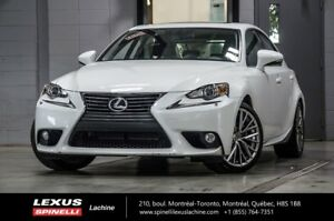 2014 Lexus IS 250 LUXE AWD **RESERVE / ON-HOLD** LOW MILEAGE - L