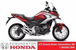 2017 Honda NC750 DCT - ABS AutomaticTransmission! Strong Power &
