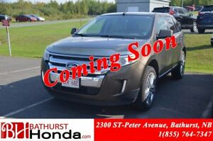 2011 Ford Edge Limited - AWD Auto Start! Leather! Panoramic Moon