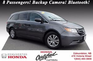 2015 Honda Odyssey SE 8 Passengers! Backup Camera! Bluetooth! 24