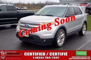 2012 Ford Explorer XLT - FWD 7 Passengers! Panoramic Moonroof! H