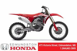 2018 Honda CRF250R Choose your best chance to win!!