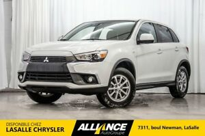 2017 Mitsubishi RVR  2WD SE PERFECT FPR WINTER!! NEVER ACCIDENTE