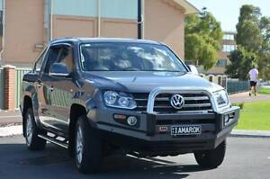 2012 Volkswagen Amarok Highline Dual Cab Ute - less than 24,000km Mount Lawley Stirling Area Preview