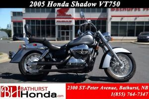 2005 Honda VT750 Shadow Mint Condition! Very Low Mileage!