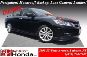 2015 Honda Accord Sedan TOURING - V6 Winter Tires! Aero Kit! Pro