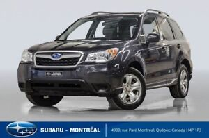 2016 Subaru Forester 2.5i Lease return, very low mileage