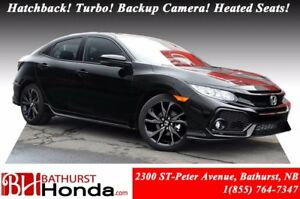 2017 Honda Civic Hatchback Sport - HS Add-on Skirt Package! Hond