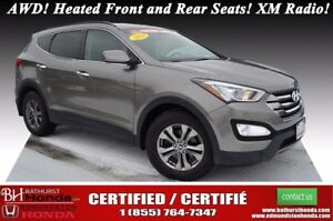 2014 Hyundai Santa Fe Sport Sport - AWD AWD! Heated Front and Re