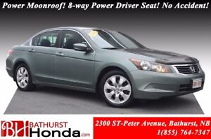 2008 Honda Accord Sedan EX Power Moonroof! 8-way Power Driver Se