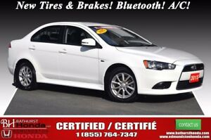 2015 Mitsubishi Lancer New Tires & Brakes! Bluetooth! A/C! Power