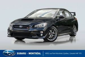 2015 Subaru WRX STi Sport-Tech Subaru certified pre-owned vehicl