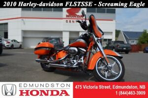 2010 Harley-Davidson FLSTSSE Screaming Eagle Softail Convertible