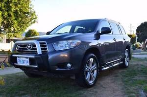 2007 Toyota Kluger Wagon Mayfield Launceston Area Preview