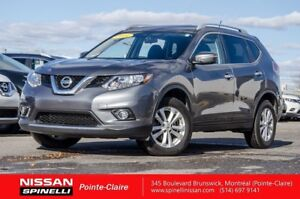 2014 Nissan Rogue SV AWD PANORAMIC SUNROOF, BACK UP CAMERA, CAR