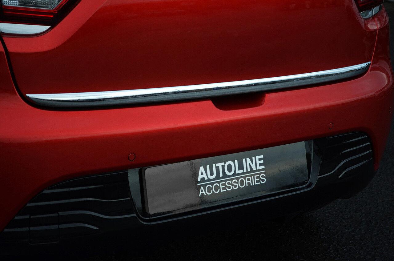 4-Door Sensor System Chrome Door Handle Cover Set Fits Clio IV HB 2012+