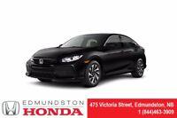 2018 Honda CIVIC HB LX HS LX Hatchback! Honda Sensing! Turbo! Ap
