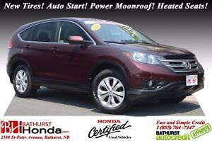 2014 Honda CR-V EX - AWD Honda Certified! New Tires! Auto Start!