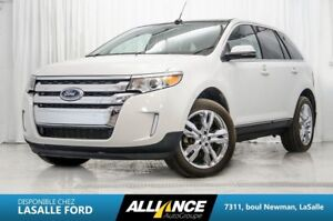 2013 Ford Edge LIMITED | AWD | CAMERA | SIEGES CHAUFFANT |