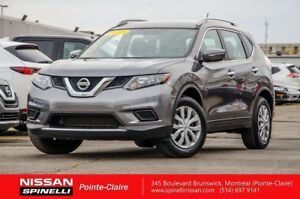 2015 Nissan Rogue S FWD BACKUP CAMERA/BLUETOOTH/LOW KM