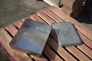 30 x Stainless steel baking trays (490 cm x 380 cm) Brighton-le-sands Rockdale Area Preview