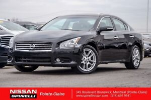 "2011 Nissan Maxima 3.5 SV SUNROOF MAGS 18"""" HEATED SEATS"