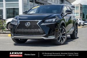 2016 Lexus NX 200t FSPORT 2 NAVIGATION MUST SEE,FULLY EQUIPPED,N