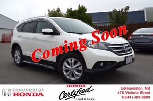 2014 Honda CR-V EX - AWD AWD! Auto Start! Power Moonroof! Heated