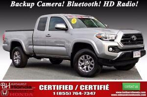 2016 Toyota Tacoma SR5 Backup Camera! Bluetooth! HD Radio!