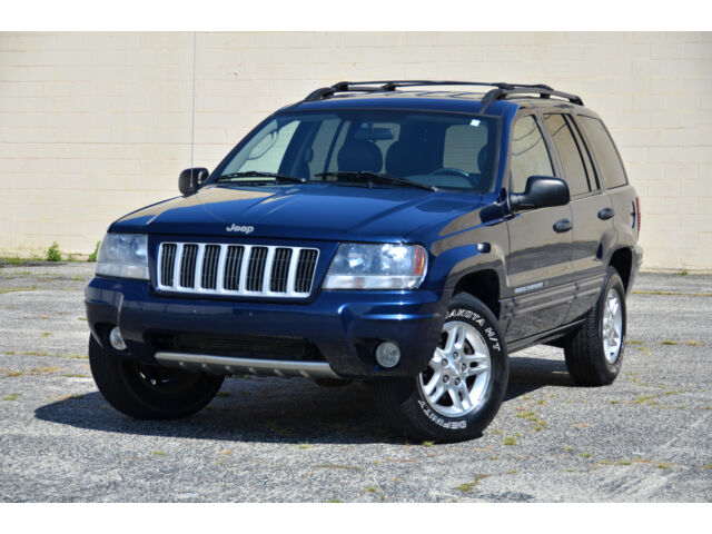 2004 jeep grand cherokee 4x4 i6 auto serviced runs new no reserve used jeep. Black Bedroom Furniture Sets. Home Design Ideas