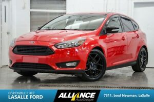 2016 Ford Focus SE | CAMERA | SIEGES  CHAUFFANTS | BLUETOOTH |